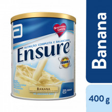 Suplemento Alimentar Ensure® Banana- 400g