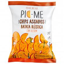Chips Assado Rústica com Alecrim - PIC-ME 34 g