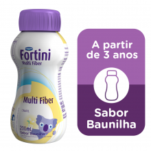 Fortini MF Baunilha - Danone 200 ml