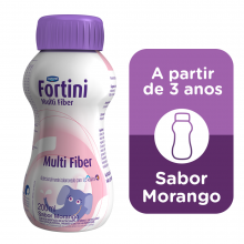 Fortini MF Morango - Danone 200 ml