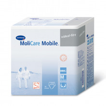 Fralda Molicare Mobile - Medium