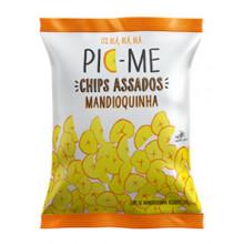 Chips Assado Mandioquinha - PIC-ME 34 g