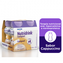 NutriDrink® Compact Capuccino - Danone 4X125
