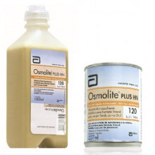 Dieta Enteral Osmolite Plus HN RTH - Sistema Fechado - 1000ml