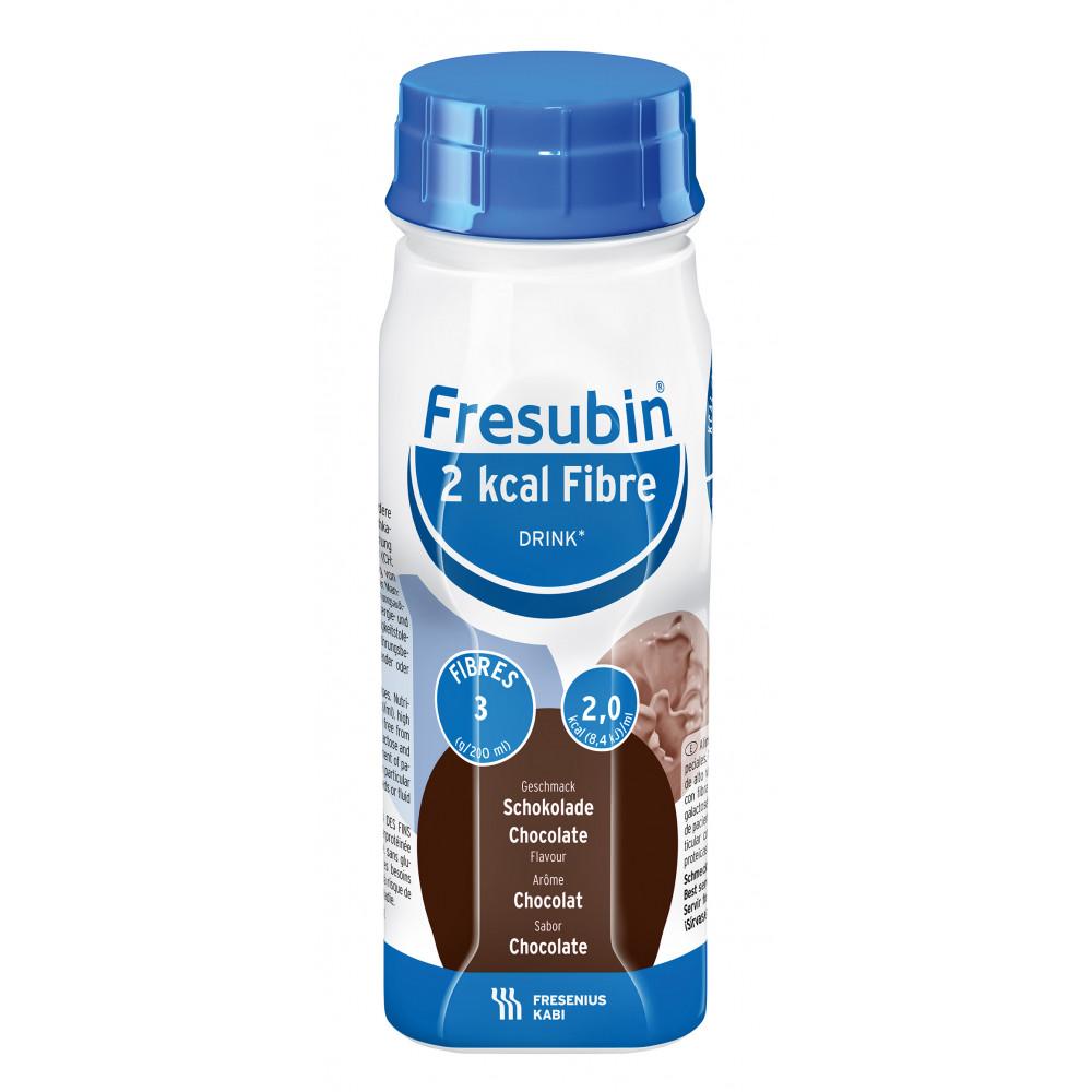 Fresubin® 2 Kcal Fibre Drink Chocolate - Fresenius