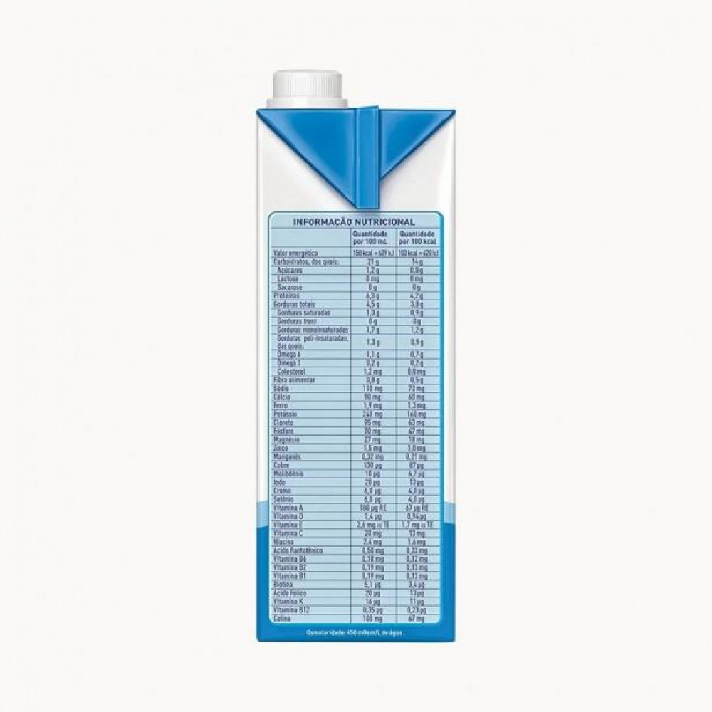ISOSOURCE® 1.5 - Tetra Square - Baunilha 1L