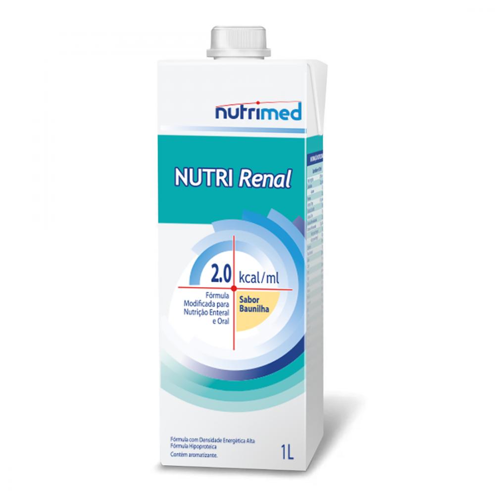 Nutri Renal 2.0 TP Danone - 1000 ml I Dieta Especializada   HNutri