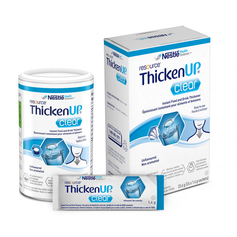 RESOURCE® ThickenUp Clear - Lata 125g