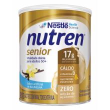 NUTREN® Senior Pó Baunilha 370g