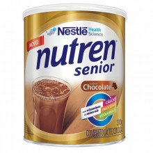 NUTREN® Senior Pó Chocolate 370g