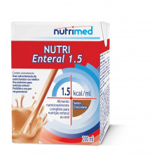 Nutri Enteral 1.5 - Chocolate - Danone 200 ml