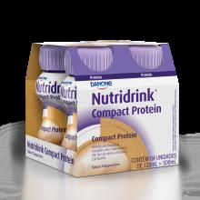 Nutridrink® Compact Protein Capuccino 4x125ml - Danone 4XPB 125 ML