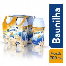 Dieta Enteral Glucerna® SR RPB - KIT C/ 4 - Baunilha 200ml